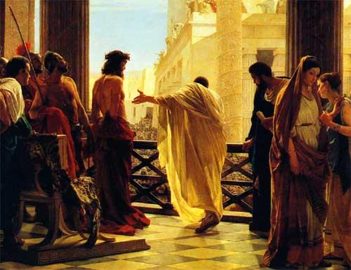 是誰殺害了耶穌?