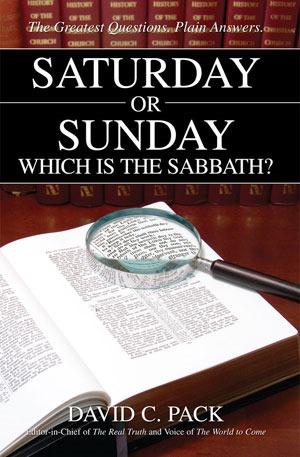 為什麼要主日崇拜而非「守安息日」
